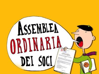 Assemblea Ordinaria dei Soci